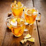 Benefícios do Chá de Gengibre e Cúrcuma