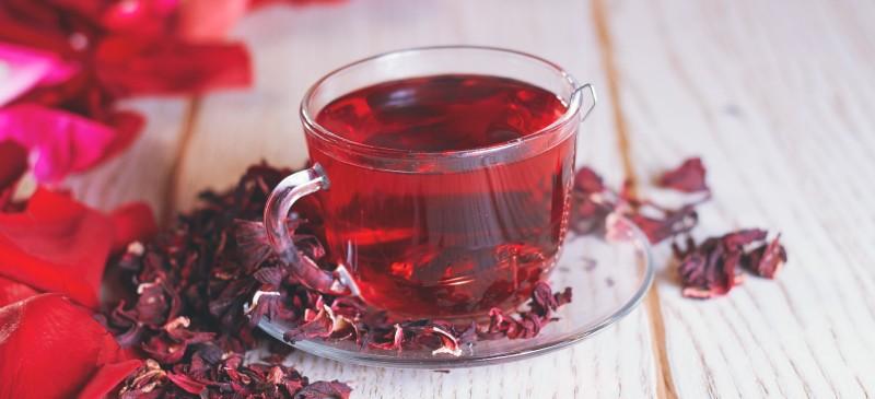 Benefícios do Chá de Hibisco