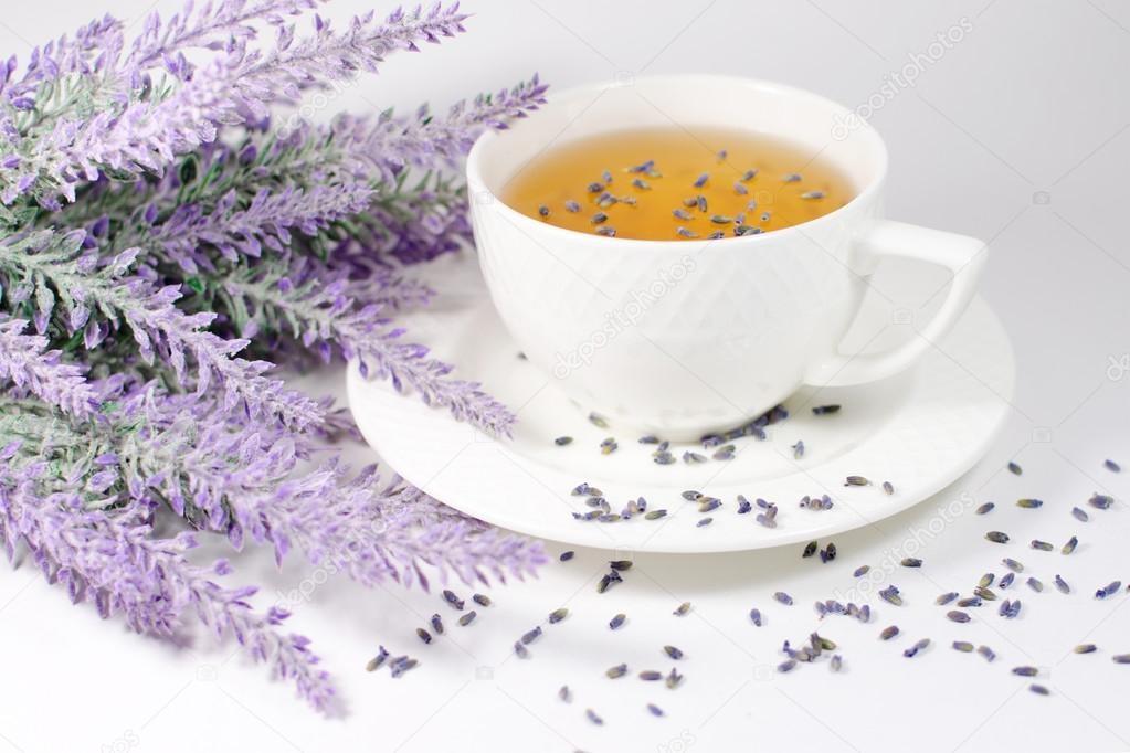Chá de Lavanda