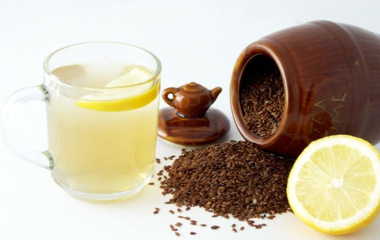 Benefícios do Chá de Linhaça