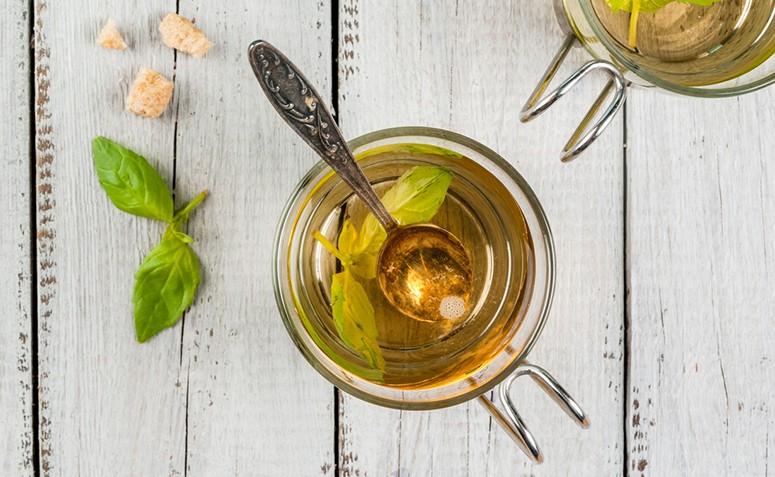 Benefícios do Chá de Manjericão