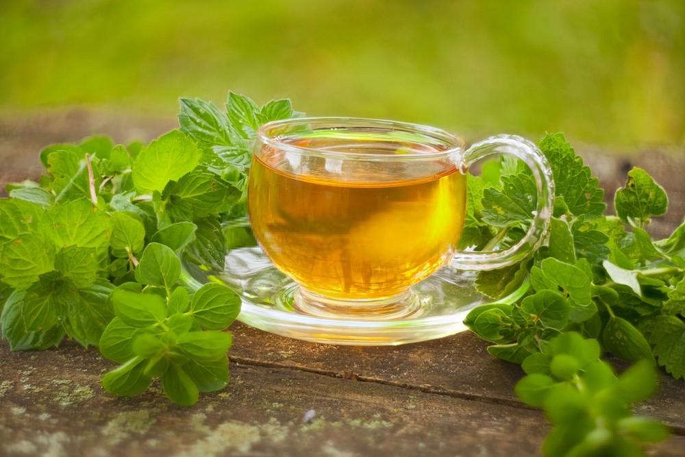 benefícios chá de manjerona