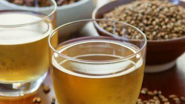 benefícios chá de trigo mourisco